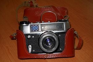Продам фотоаппарат ФЭД-5 для ценителей.