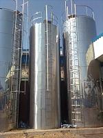 Емкость для приемки молока ОХР-25, ОХР-50, ОХР-75, ОХР-100