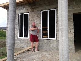 Строительство домов,каттеджей из Арболит Блока