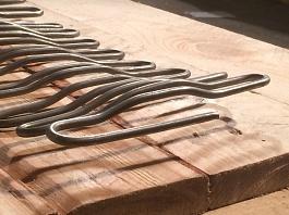 Спирали для печей / производство нагревателей