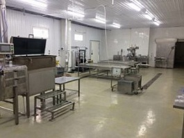 Комплект оборудования для пр-ва имитационных сыров, пр-ть до 600 кгчас
