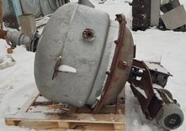 Реактор — варочный котел, объем — 0,35 куб.м.,нержавеющий, рубашка, мешалка