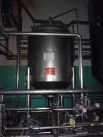 Емкость нержавеющая ЦКТ, объем — 3,6 куб.м., рубашка, термос