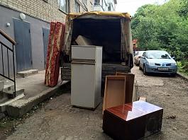 Вывоз старой мебели, быт.техники, хлама на свалку
