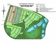 Продаю участок земли под ИЖС в посёлке Журавли, Волжский район Самарской области