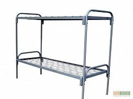 Кровати престиж двухъярусные, Кровати трёхъярусные для строителей