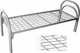 Кровати металлические со сварной сеткой, Кровати железные