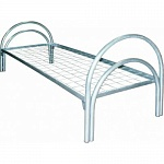 Кровати для времянок, Кровати металлические для вагончиков