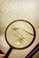 Экспертиза срока  давности документа подписи текста печати …