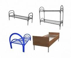 Продам металлические кровати оптом для гостиниц