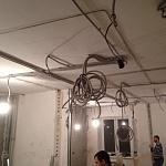 Замена электропроводки. Услуги электрика. Красноярск.
