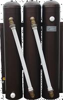 Индукционный котел промышленный отопление ВИН-80