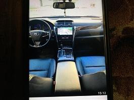 Продаю Toyota Camry, 2017г.