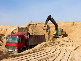 Песок строительный прайс-лист за 1 куб