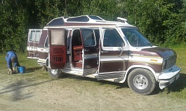 Продаю Ford Econoline, 1990г.