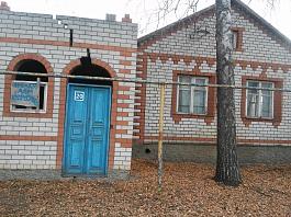 Продам дом в п. Давыдовка