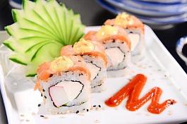 Крем-чиз для суши-роллов